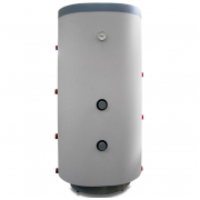 Nibe-Biawar apšiltinta akumuliacinė talpa su vidiniu indu ir šilumokaičiais BUZ-1000/200.92A