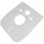Armatura pakabinamo WC garso izoliacinė tarpinė 1672-007-001