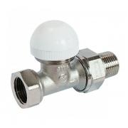 """Armatura tiesus termostatinis ventilis radiatoriui 1/2"""" 752-060-07"""