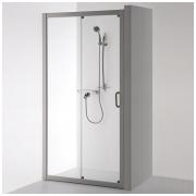 Baltijos Brasta dušo durys Svaja 1400x1935
