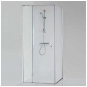 Baltijos Brasta kvadratinė dušo kabina Karina 800x800