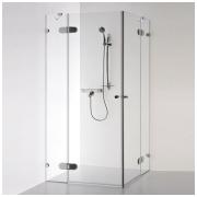 Baltijos Brasta kvadratinė dušo kabina Liepa Plius 800x800