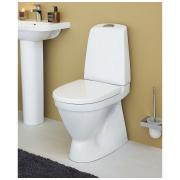 Gustavsberg pastatomas WC su dangčiu Nautic Rimless