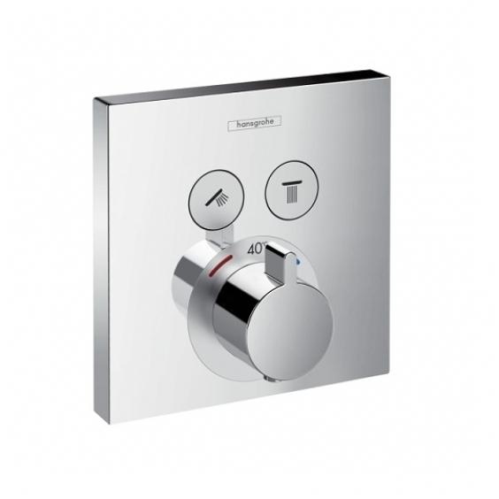 hansgrohe potinkinis termostatinis mai ytuvas showerselect. Black Bedroom Furniture Sets. Home Design Ideas