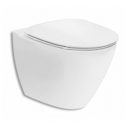 Ifo pakabinamas WC su dangčiu Inspira Art Rimfree