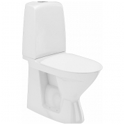 Ifo pastatomas WC su dangčiu Inspira Rimfree 6260