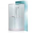 Sanipro pusapvalis dušo boksas SIMPLE 900x900 4000249