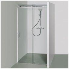 Baltijos Brasta dušo durys Gabija 1200