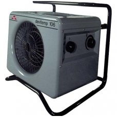 DEVI elektrinis šildytuvas DEVItemp 106 T