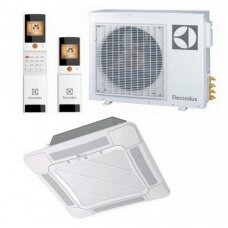Electrolux šilumos siurblys oro kondicionierius EACC-18H/UP3-DC/N8
