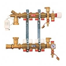 Giacomini kolektorius-komplektas grindiniam šildymui R557Y105