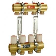 Giacomini kolektorius su balansiniais ventiliais R553EY012