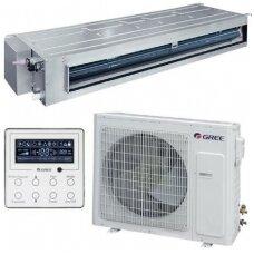 Gree šilumos siurblys oro kondicionierius U-Match GUD140PHS/A-T / GUD140W/NhA-X