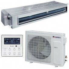 Gree šilumos siurblys oro kondicionierius U-Match GUD100PHS/A-T / GUD100W/NhA-X