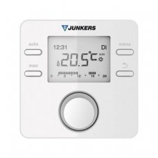 Junkers patalpos arba lauko temperatūros valdomas reguliatorius su lauko jutikliu CW 100