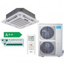Midea kasetinis šilumos siurblys oro kondicionierius MCD-36FNXD0 / MOU-36FN8-RD0