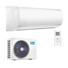 Midea šilumos siurblys oro kondicionierius MA-12NXD0-I + MA-12N8D0-O