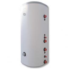 Nibe-Biawar apšiltinta akumuliacinė talpa su vidiniu indu ir šilumokaičiais BUZ-500/200.92A