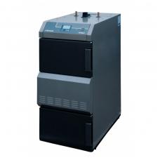 Nibe-Biawar plieninis kieto kuro katilas Optimax 15