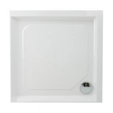 PAA kvadratinis dušo padėklas Classic KV 1000x1000