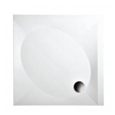 PAA kvadratinis dušo padėklas Art KV 900x900