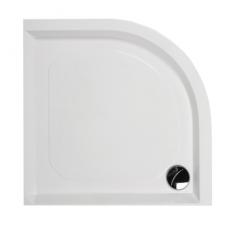 PAA pusapvalis dušo padėklas Classic RO 900x900