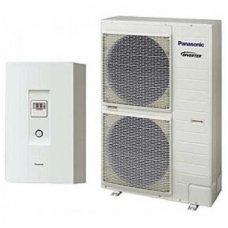 Panasonic 3 fazių šilumos siurblys Oras/Vanduo Aquarea WH-SDF12C9E8/WH-UD12CE8