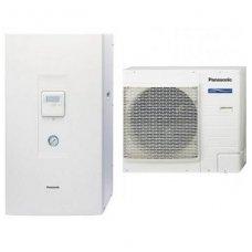 Panasonic šilumos siurblys Oras/Vanduo Aquarea WH-SDC09C3E5/WH-UD09CE5A