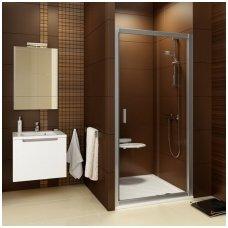 Ravak dušo durys Blix BLDP2 1200