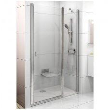 Ravak dušo durys Chrome CSD2 1100x1950