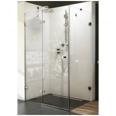 Ravak kvadratinė dušo kabina Brilliant BSDPS 900x900