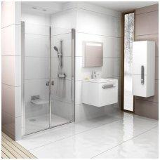 Ravak dušo durys Chrome CSDL2 1000