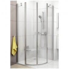 Ravak pusapvalė dušo kabina Chrome CSKK4 900x900