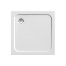 Ravak kvadratinis dušo padėklas Perseus Pro Chrome 1000x1000