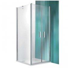 Roth kvadratinė dušo kabina TCN2+TCB 1000x1000