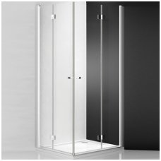 Roltechnik kvadratinė dušo kabina TZOL1+TZOP1 1000x1000