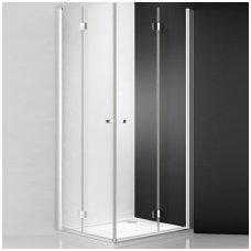 Roltechnik kvadratinė dušo kabina TZOL1+TZOP1 900x900