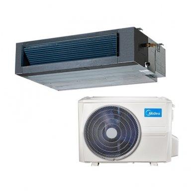 Midea šilumos siurblys oro kondicionierius MTI-48FNXD0 / MOU-48FN8-RD0