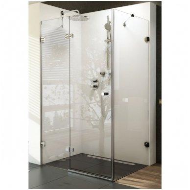 Ravak stačiakampė dušo kabina Brilliant BSDPS 1100x800