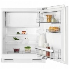 AEG įmontuojamas šaldytuvas su šaldikliu SFB58211AF