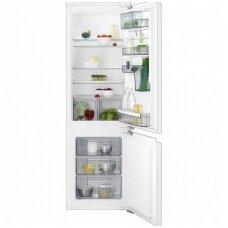 AEG įmontuojamas šaldytuvas su šaldikliu SCB61824LF