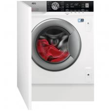 AEG įmontuojama skalbimo-džiovinimo mašina L8WBE68SI