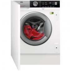 AEG įmontuojama skalbimo mašina L8FBE48SI