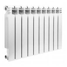 Armatura aliuminis radiatorius (10 sekcijų) G500F