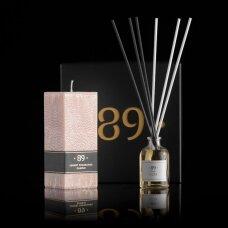 Aromatic 89 namų kvapas ir kvepianti žvakė