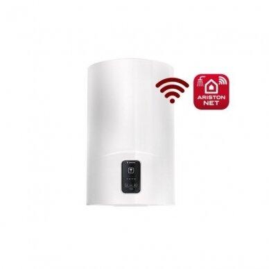 Ariston elektrinis vandens šildytuvas LYDOS WIFI 100 V