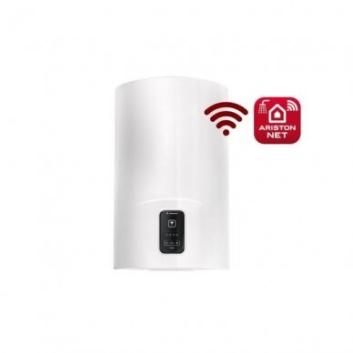 Ariston elektrinis vandens šildytuvas LYDOS WIFI 80 V