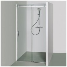 Baltijos Brasta dušo durys Gabija 1400