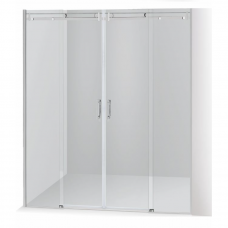 Baltijos Brasta dušo durys GABIJA PLIUS 150