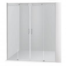 Baltijos Brasta dušo durys GABIJA PLIUS SOFT 140